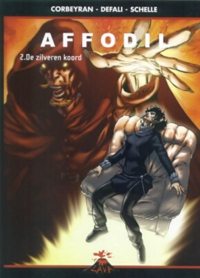 Cover for Affodil (Talent, 2004 series) #2