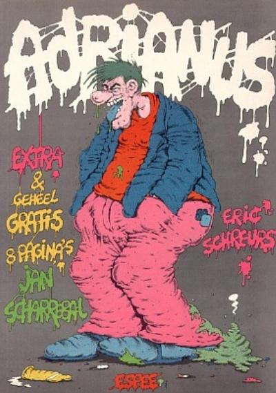Cover for Adrianus (Espee, 1982 series)