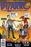 Cover for Bizarro (Atlantic Förlags AB, 1993 series) #1/1993