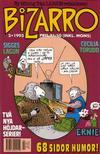 Cover for Bizarro (Atlantic Förlags AB, 1993 series) #2/1993