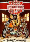 Cover for Bjarne & Bempa blir bikers (Tago, 1993 series) #[nn]