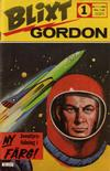 Cover for Blixt Gordon (Semic, 1967 series) #1/1967