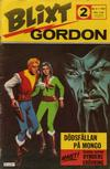 Cover for Blixt Gordon (Semic, 1967 series) #2/1967