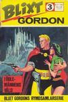 Cover for Blixt Gordon (Semic, 1967 series) #3/1967