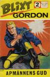 Cover for Blixt Gordon (Semic, 1967 series) #2/1968