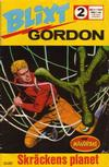 Cover for Blixt Gordon (Semic, 1967 series) #2/1969