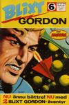 Cover for Blixt Gordon (Semic, 1967 series) #6/1969