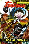 Cover for Fantomen (Semic, 1963 series) #13/1958