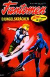 Cover for Fantomen (Semic, 1963 series) #15/1966
