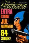 Cover for Fantomen (Semic, 1963 series) #25/1971