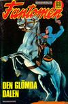 Cover for Fantomen (Semic, 1963 series) #6/1972