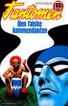 Cover for Fantomen (Semic, 1963 series) #7/1972
