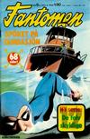 Cover for Fantomen (Semic, 1963 series) #9/1972