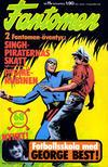 Cover for Fantomen (Semic, 1963 series) #11/1972