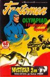 Cover for Fantomen (Semic, 1963 series) #19/1972