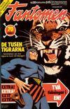 Cover for Fantomen (Semic, 1963 series) #20/1972