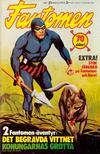 Cover for Fantomen (Semic, 1963 series) #21/1972