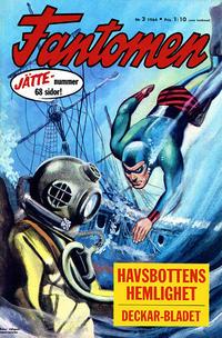 Cover Thumbnail for Fantomen (Semic, 1963 series) #3/1964