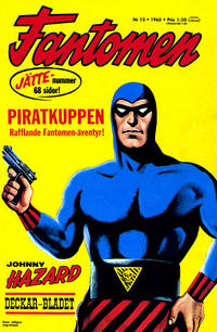 Cover Thumbnail for Fantomen (Semic, 1963 series) #12/1965