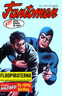 Cover Thumbnail for Fantomen (Semic, 1963 series) #3/1966