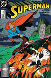 Cover for Superman (DC, 1987 series) #23 [Direct Sales]