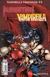 Cover for Vampirella Crossover (mg publishing, 2000 series) #4