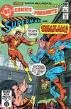 Cover for DC Comics Presents (DC, 1978 series) #33 [Direct Sales]