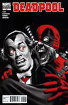 Cover Thumbnail for Deadpool (2008 series) #28 [Vampire Variant]
