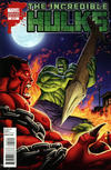 Cover for Incredible Hulks (Marvel, 2010 series) #614 [Vampire Variant Edition]