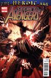 Cover for Secret Avengers (Marvel, 2010 series) #3 [Second Printing]