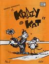 Cover for Krazy Kat (Street Enterprises, 1973 series) #1