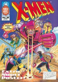 Cover Thumbnail for X-Men (Marvel UK, 1994 series) #2