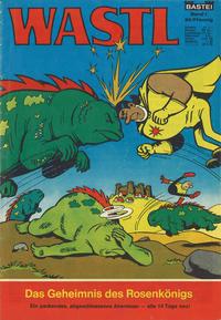 Cover Thumbnail for Wastl (Bastei Verlag, 1968 series) #1