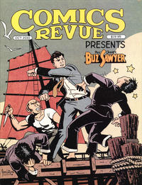 Cover for Comics Revue (Manuscript Press, 1985 series) #293-294