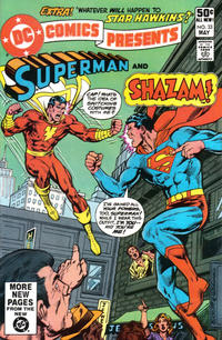 Cover Thumbnail for DC Comics Presents (DC, 1978 series) #33 [Direct Sales]