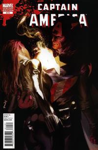 Cover Thumbnail for Captain America (Marvel, 2005 series) #611 [Vampire Variant]
