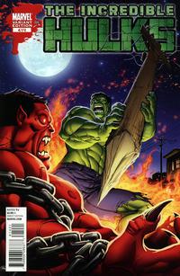 Cover Thumbnail for Incredible Hulks (Marvel, 2010 series) #614 [Vampire Variant Edition]