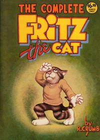Cover Thumbnail for The Complete Fritz the Cat (Bélier Press, 1978 series)