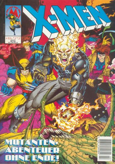 Cover for X-Men (Marvel UK, 1994 series) #11