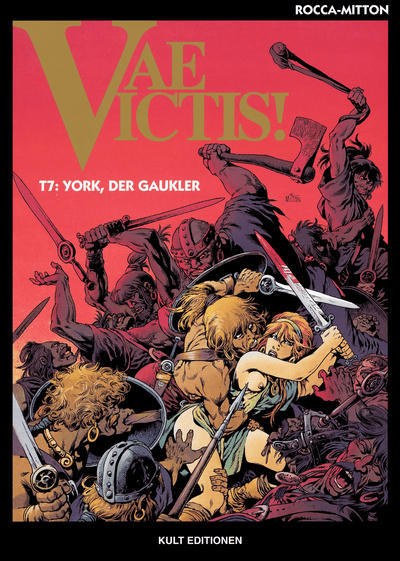 Cover for Vae Victis! (Kult Editionen, 2003 series) #7