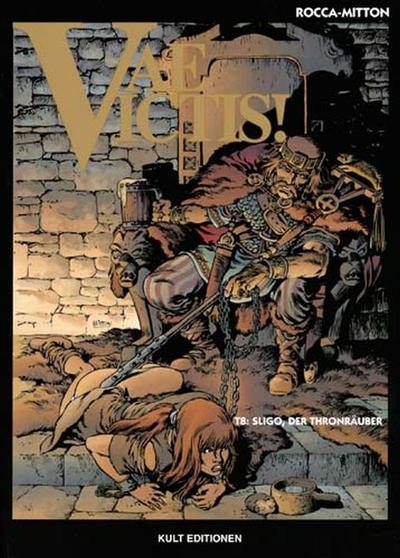 Cover for Vae Victis! (Kult Editionen, 2003 series) #8