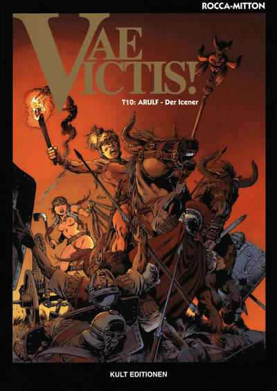 Cover for Vae Victis! (Kult Editionen, 2003 series) #10