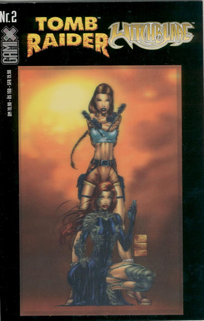 Cover for Gamix (mg publishing, 1999 series) #2