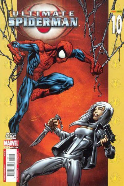 Cover for Ultimate Spiderman (Panini España, 2006 series) #10