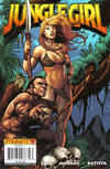 Cover for Jungle Girl (Dynamite Entertainment, 2007 series) #4 [Adriano Batista Cover]