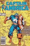 Cover Thumbnail for Captain America (1968 series) #319 [Newsstand Edition]