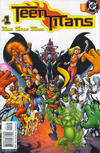 Cover for Teen Titans (DC, 2003 series) #1 [Second Printing]