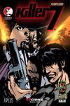 Cover for killer7 (Devil's Due Publishing, 2006 series) #0