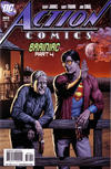 Cover Thumbnail for Action Comics (1938 series) #869 [Recalled Edition]