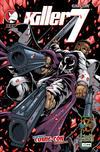 Cover for killer7 (Devil's Due Publishing, 2006 series) #1 [New York Comic-Con Exclusive]